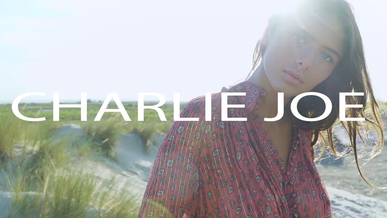 Charlie Joe SS20 collection presentation video